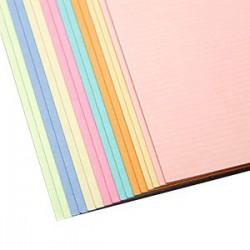 8開粉彩紙特價包 20入 顏色隨機出貨