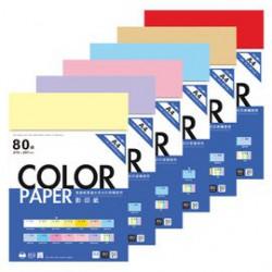 彩色影印紙 四季紙品禮品 A4彩色影印紙 80磅 15色可選 四季紙品