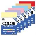 A4彩色影印紙 80磅 15色可選 四季紙品