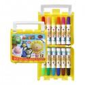 彩色筆 SIMBALION雄獅 奶油獅彩色筆 果凍塑盒系列 12~60色