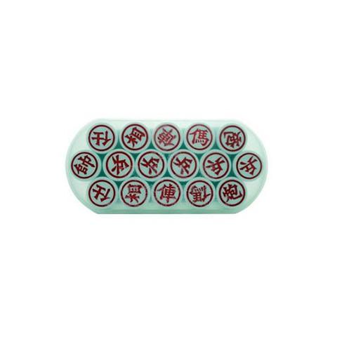 榮冠 台灣象棋/綠 3.2cm x 1cm