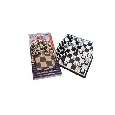 雷鳥 磁性西洋棋LT319