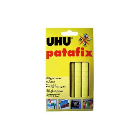 UHU 001 龍和免用圖釘萬用黏土