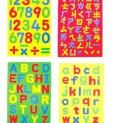 成功 彩色幼教磁鐵板 (注音2150A/ 英文(大寫)2150B/ 數字2150C/ 英文(小寫)2150D)