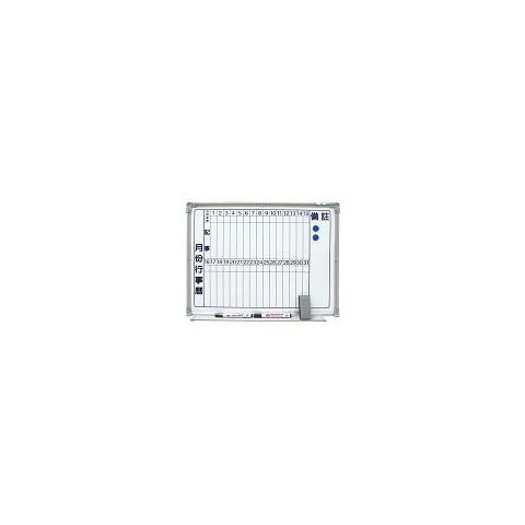 金益山 1.5X2 行事曆白板/ 45x60cm