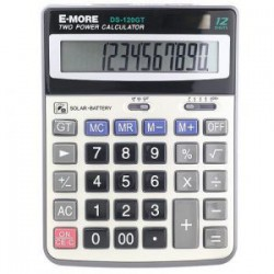 E-MORE 國家考試專用計算機 EM-16/ DS-120GT商用型計算機(第一類)