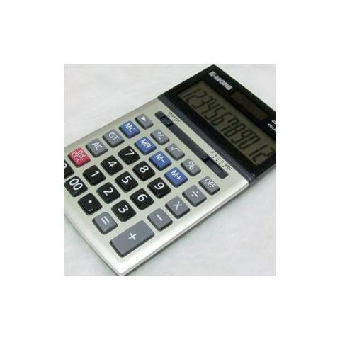 E-MORE 國家考試專用計算機 EM-18/ JS-120GT商用型計算機(第一類)