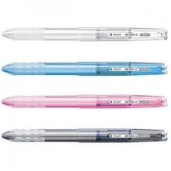 PILOT 百樂 3色透明變芯筆筆管 LH-CLT3
