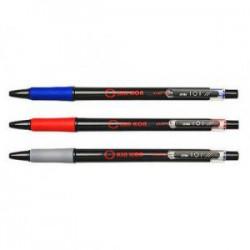 KIN KON 黑金剛101針型活性筆原子筆 0.7mm HANK-GX2