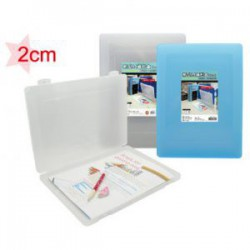 W.I.P CP3302 A4資料盒/隨意盒(2cm)