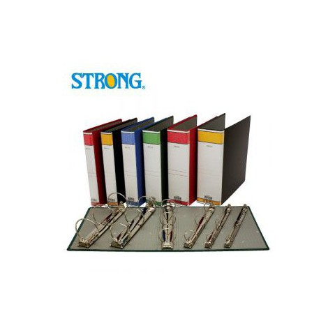自強STRONG NO.515 圓型三孔檔案夾