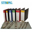 自強STRONG NO.520 圓型三孔檔案夾