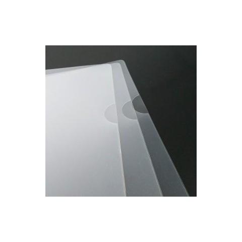 L型E310文件夾/L夾/12入/A4/白色透明 台製