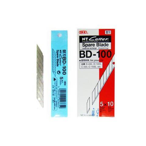 NT BD-100筆刀刀片/5片入