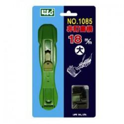 LIFE徠福 NO.1085 (大) 非釘書機18mm