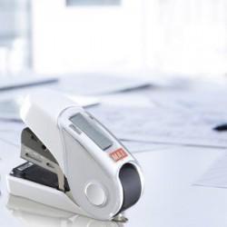MAX美克司 HD-10FL3K 超省力平針釘書機