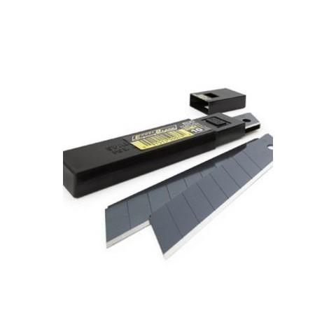 OLFA 黑刃大美工刀片NO.LBB-10 18mm (10片入/盒)