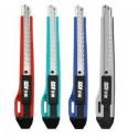 SDI手牌 0404C 實用型小美工刀(內附刀片X2) 9mm