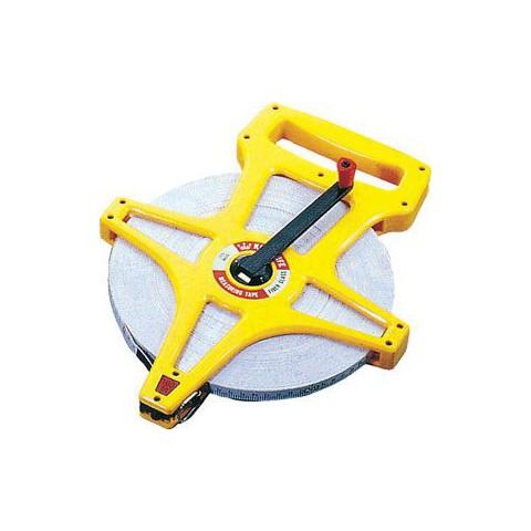 LIFE徠福 手提式防水捲尺/100m /4042/台尺公分
