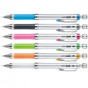 uni 果凍筆/阿發自動鉛筆 M5-807GG