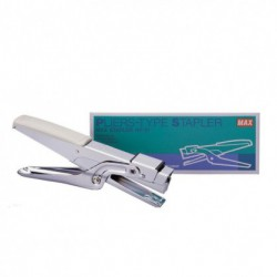 MAX美克司 HP-10 剪刀型釘書機