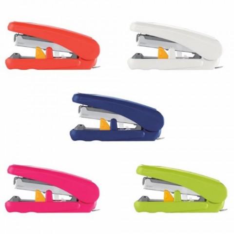 PLUS 普樂士 訂書機 ST-010XH 艷彩雙排平針釘書機 10號針