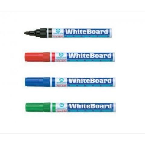 SIMBALION雄獅 尖頭白板筆 NO.230 2.0mm