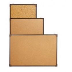 雙面軟木板 30x45/45X60/60x90cm