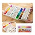 彩色筆 可水洗 奶油獅 36色 通過美國無毒檢驗標準