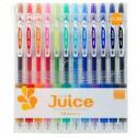 百樂 LJU-120UF-S12 Juice果汁筆0.38-12入