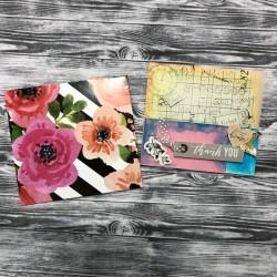 手工卡片系列-朦朧感