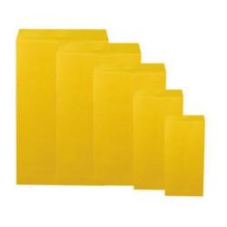 小4k黃牛皮信封 無郵寄框/素面 34x26.1cm 100入