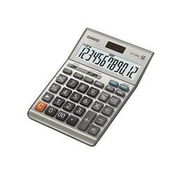 [公司貨2年保固]CASIO 計算機 DF-120BM 桌上型12位數/成本/售價/利潤計算/GT/四捨五入/無條件進位/捨去/雙電力/大型顯示