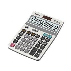 [公司貨2年保固]CASIO 計算機 DW-120MS 12位數/金屬面板/可掀式面板