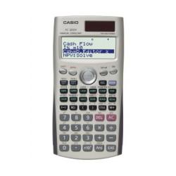 [公司貨2年保固]CASIO 計算機 FC-200V 基本型,具有基本函數計算/單/複利計算/價格/成本/利潤計算/投資評估等功能。