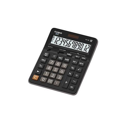 [公司貨2年保固]CASIO 計算機 GX-12B 12位數/大型顯示幕/獨立記憶體