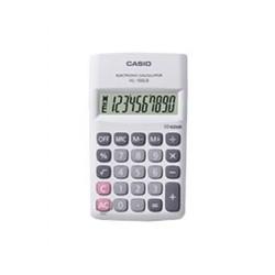 [公司貨2年保固]CASIO 計算機 HL-100LB 國家考試專用機種10位數/輕巧外型