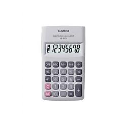 [公司貨2年保固]CASIO 計算機 HL-815L-WE 國家考試專用機8位數/黑白二色可供選擇