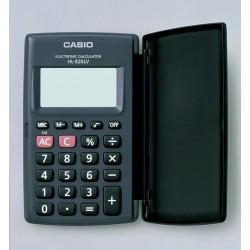 [公司貨2年保固]CASIO 計算機 HL-820LV-BK 國家考試專用機8位數/具有外蓋設計