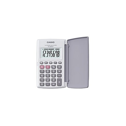 [公司貨2年保固]CASIO 計算機 HL-820LV-WE 國家考試專用機8位數/具有外蓋設計黑白二色可供選擇