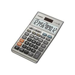 [公司貨2年保固]CASIO 計算機 JF-120BM 輕巧桌上型12位數/成本/售價/利潤計算/GT/四捨五入/無條件進位/捨去/雙電力/大型顯示