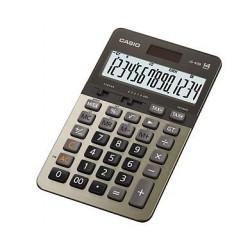 [公司貨2年保固]CASIO 計算機 JS-40B-GD 14位數專業型機種
