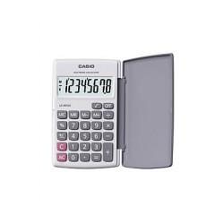 [公司貨2年保固]CASIO 計算機 LC-401LV-WE 國家考試專用機8位數/摺疊設計另有黑色可供選擇