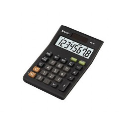 [公司貨2年保固]CASIO 計算機 MS-8B 8位數/大型顯示幕/獨立記憶體