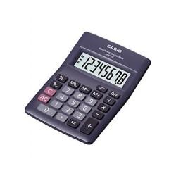 [公司貨2年保固]CASIO 計算機 MW-5V-BK 國家考試專用機8位數/具獨立記憶體另有白色可供選擇