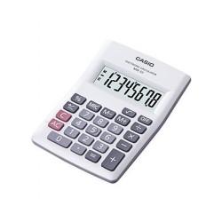 [公司貨2年保固]CASIO 計算機 MW-5V-WE 國家考試專用機8位數/具獨立記憶體另有黑色可供選擇