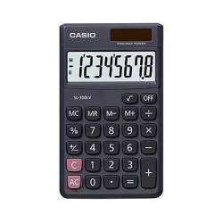 [公司貨2年保固]CASIO 計算機 SL-300LV 國家考試專用機8位數/具獨立記憶體