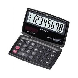 [公司貨2年保固]CASIO 計算機 SX-100 國家考試專用機8位數/摺疊設計具有獨立記憶體