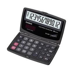 [公司貨2年保固]CASIO 計算機 SX-220 國家考試專用機12位數/摺疊設計具有獨立記憶體
