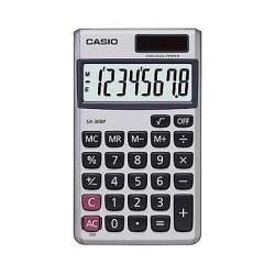 [公司貨2年保固]CASIO 計算機 SX-300P 國家考試機型8位數顯示/雙電力